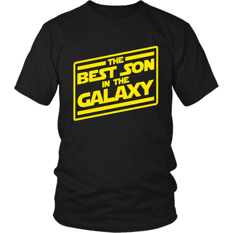The Best Son In The Galaxy T-Shirt