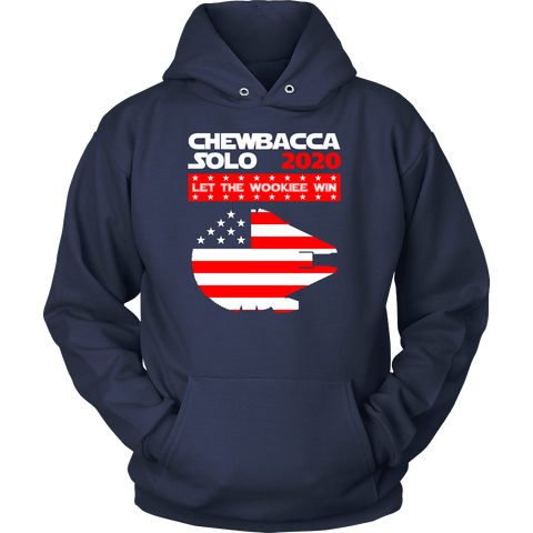 Let The Wookiee Win 2020 Hoodie