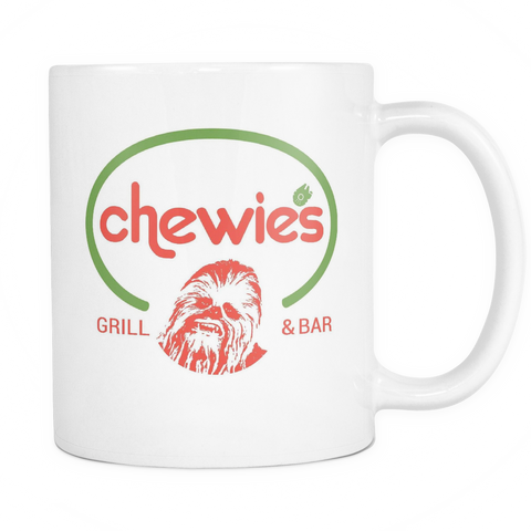 Chewie's Grill and Bar Mug