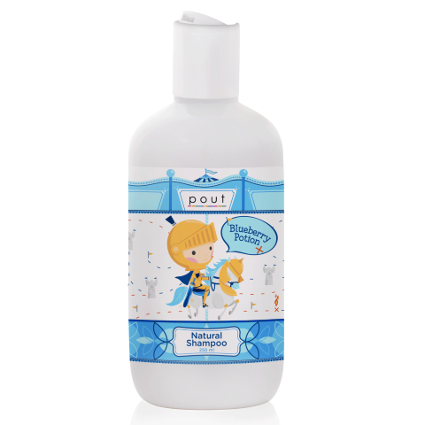 Blueberry Potion Natural Shampoo 250ml