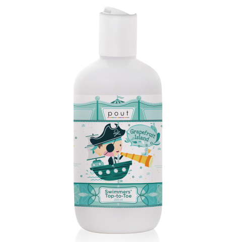 Grapefruit Island Swimmers' Top-to-Toe 250ml