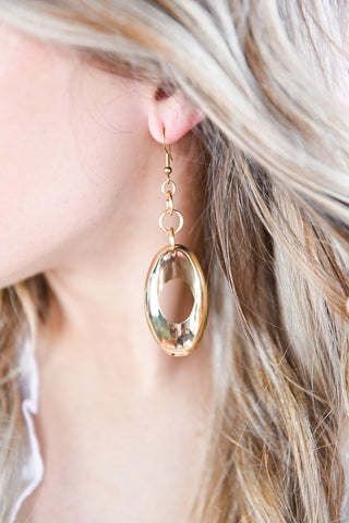 Clarity Zone Earring