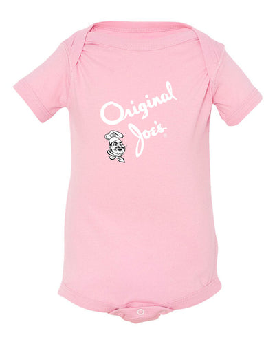 Original Joe's Chef Hat Logo Onesie