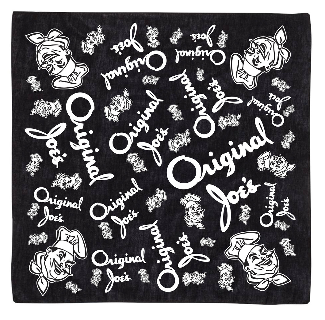 Original Joe's Logo  Bandana