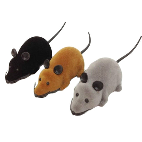 Remote control 3 Colors Cat mice, Cat toys, sillydealsonline, sillydealsonline