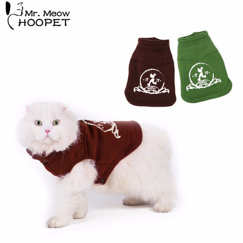 Cat Sweater Vest Lovers Fashion