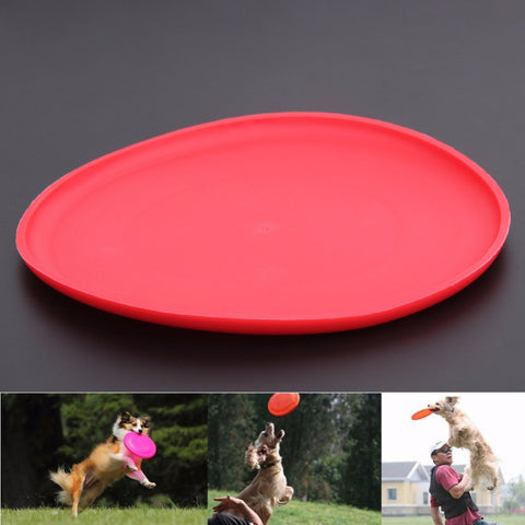 Silicone Frisbee Flying Disc, Dog toys, sillydealsonline, sillydealsonline