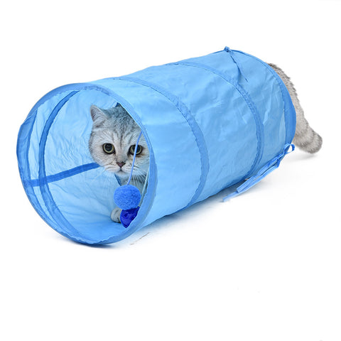 Play Tunnel, Cat toys, sillydealsonline, sillydealsonline