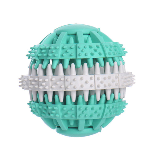 Rubber Ball Chew Dog Toy, Dog toys, sillydealsonline, sillydealsonline