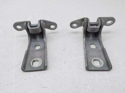 Door Hinge Pair Upper & Lower Front Right Passenger Side OEM Cadillac CTS 03-07