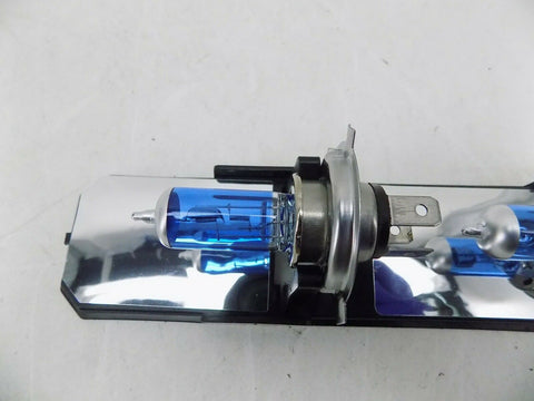 New 55W 9003 H4 Xenon HID Look 4300K White Low Beam Headlight Bulb