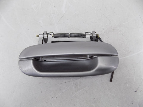 Exterior Door Handle Rear Left Driver Side Silver OEM Cadillac CTS 03-05 06 07