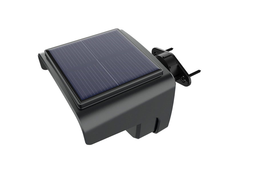 solar powered outdoor motion sensor garage light