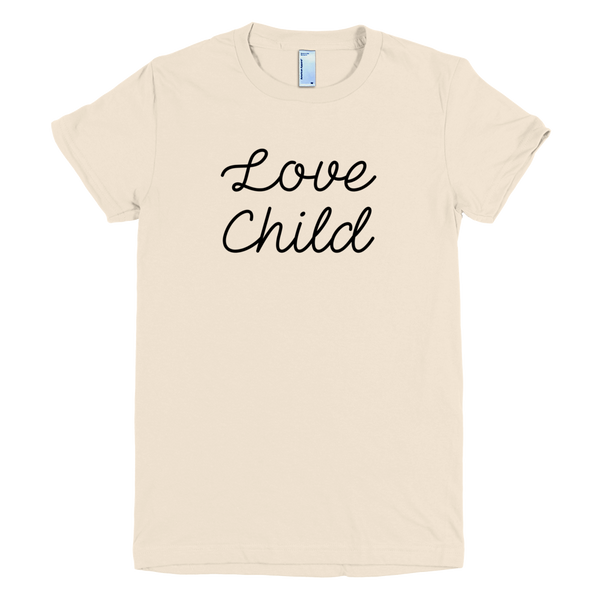 Love Child Tee - Showroom 007