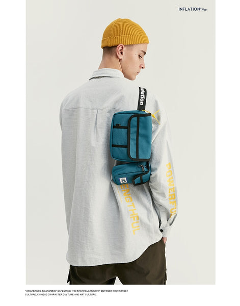 Compartmentalized Chest | Waist Pack