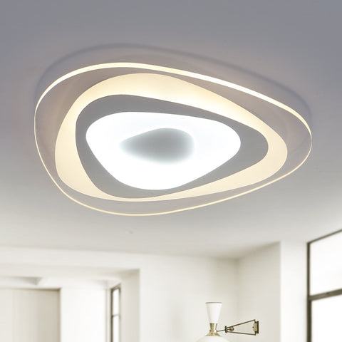 Ultrathin Surface Mounted Modern Ceiling Light