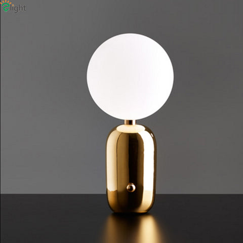 Light Up My Life Metal Lamp - Showroom 007