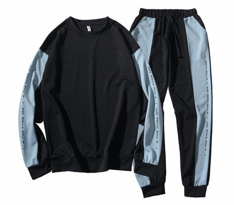 Fine Thank You Jogger Set - Showroom 007