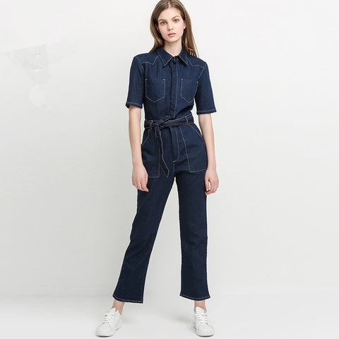 70's Steeze Jumpsuit - Showroom 007
