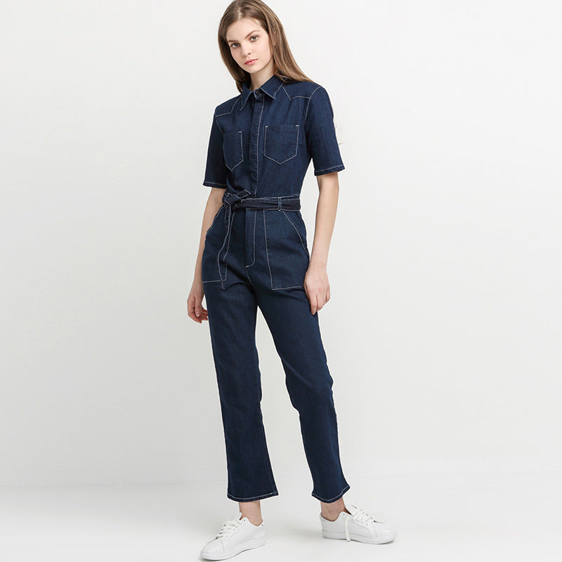 67c6abe9a6e9 ... 70 s Steeze Jumpsuit - Showroom ...