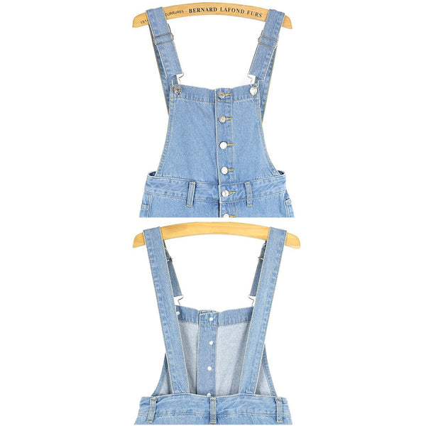 Blue Magic Overalls - Showroom 007