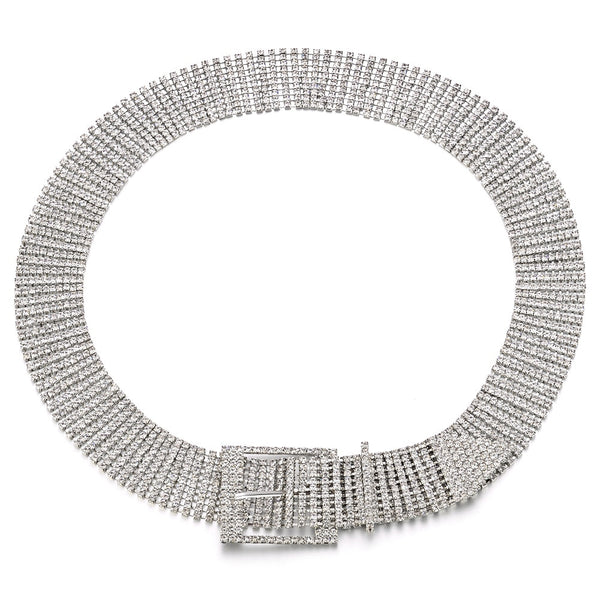 Shining Star Crystal Belt