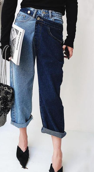 Two Faced Denim Jeans