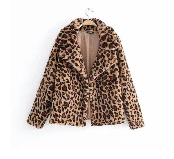 Cheetah Cake Jacket