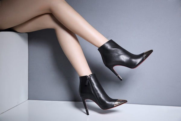 Sleek Country Ankle Bootie