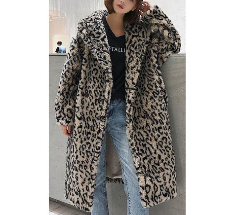 Cozy Lover Teddy Bear Coat