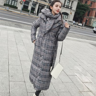 Plaid Play Coat
