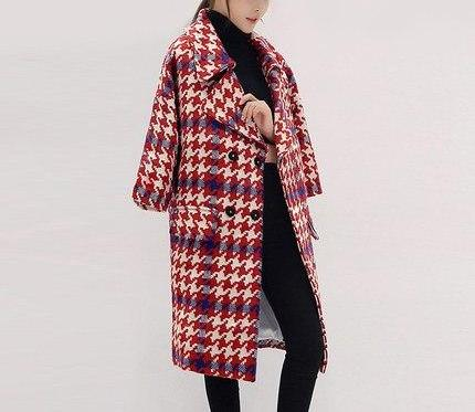 Tea And Biscuits Coat