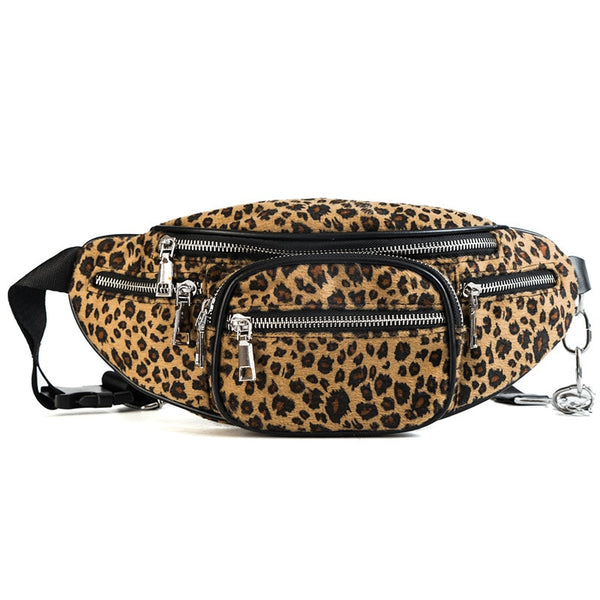 Strapped In The Wild Waist Pack