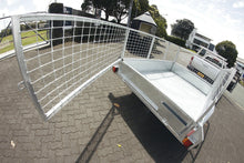 8x5 TrailerPro Commercial Cage Trailer