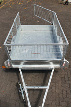 7x5 Commercial Grade Cage Trailer