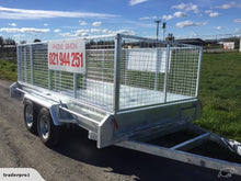Stock Trailer Commercial Grade 12x6 Cage