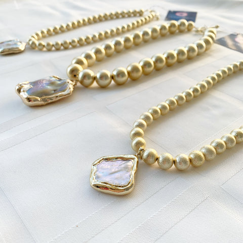 Gilt Necklaces