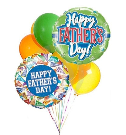 $26.95 ~ Father's Day Balloon bouquet