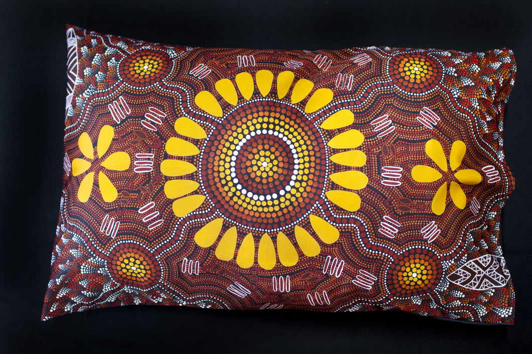Pillow Case Bunya Nut Festival