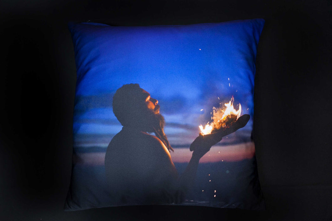 Cushion - fire