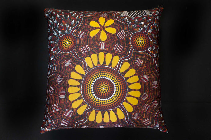 Cushion - Bunya Nut Festival