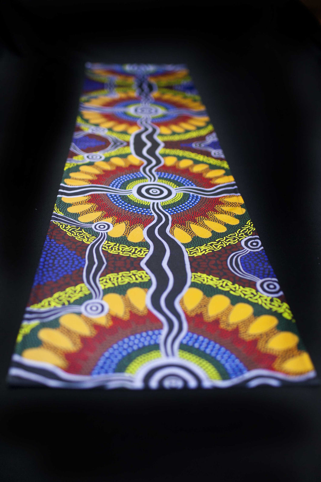 Table Runner - Bushtucker Dreaming