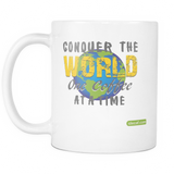 Conquer the World, One Coffee at at time