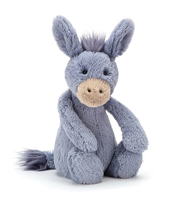 JELLYCAT : Bashful Donkey Medium - soft toy