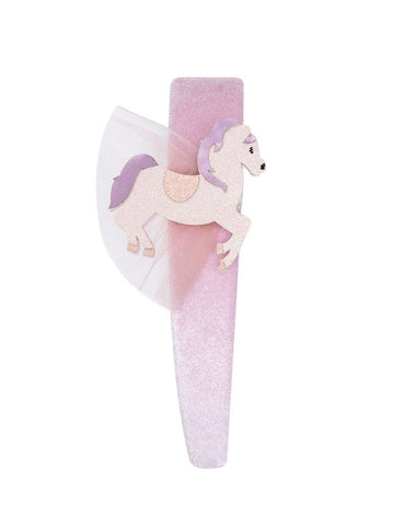 Carnival Pony Velvet Alice Band