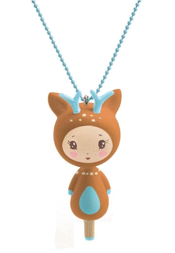 DJECO Lovely Charms Darling Necklace