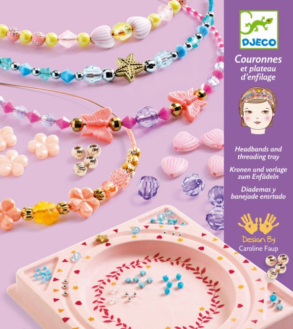 DJECO Precious Headbands Set