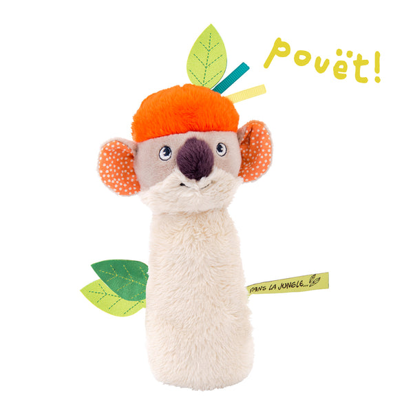 MOULIN ROTY Dans la Jungle Koco the koala squeaky