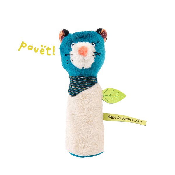 MOULIN ROTY Dans la Jungle Zimba the panther squeaky