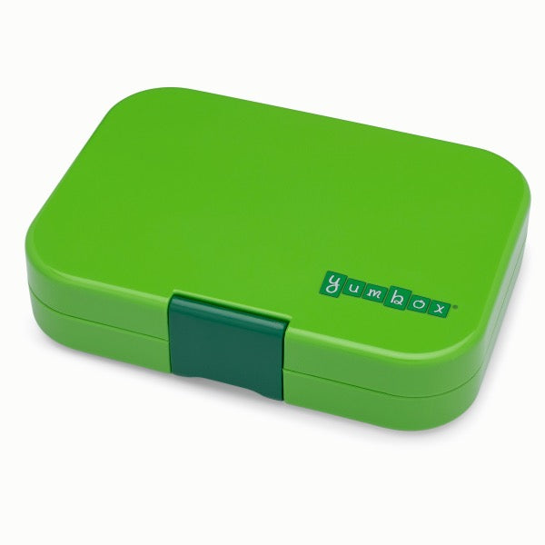 YUMBOX Panino 4 compartment - Go Green